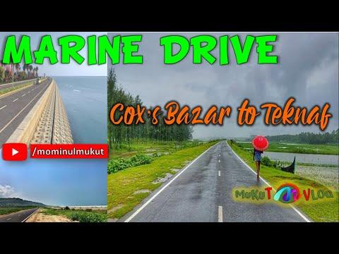 Marine Drive Cox's Bazar