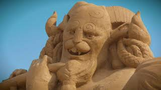 Festival of Sand Sculptures 2018