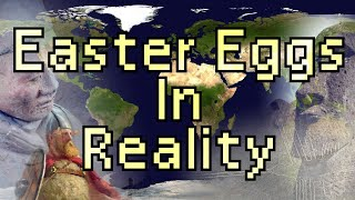 Easter Eggs in Reality