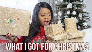 What I Got For Christmas 2018 | Edee Beau