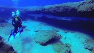 Diving Lanzarote - GoPro Hero3 - Canary Islands