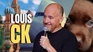 LOUIS CK is a great STORYTELLER