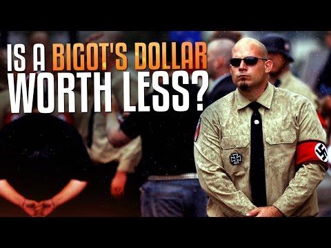 Is A Bigot's Dollar Worth Less? (The YouTube Demonetization Problem)