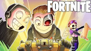 FINDING SECRET TREASURE IN FORNITE! (Fortnite Battle Royale Funny Moments)