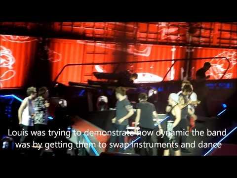 One Direction - Wembley Stadium - 08/06/14