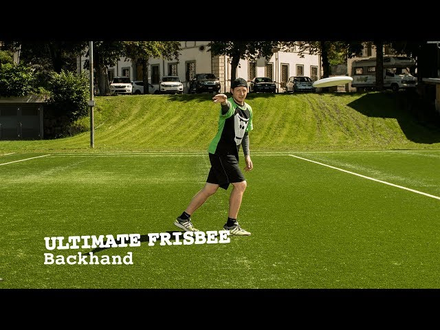 GORILLA Frisbee - Backhand (4)