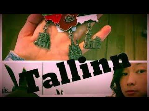 Travel Vlog# Trip to Tallinn# Capital city of Estonia 😀