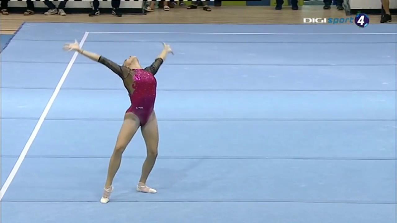 Marian Dragulescu. 2015 World Championships. EF. VT2 - YouTube