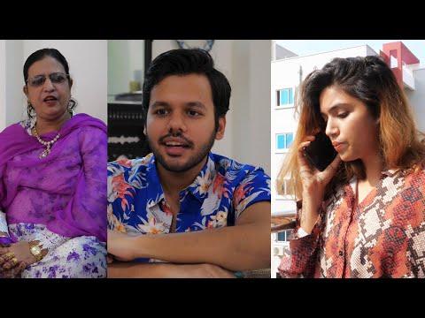 BETA, AMMI AUR GIRLFRIEND || Hyderabad Diaries