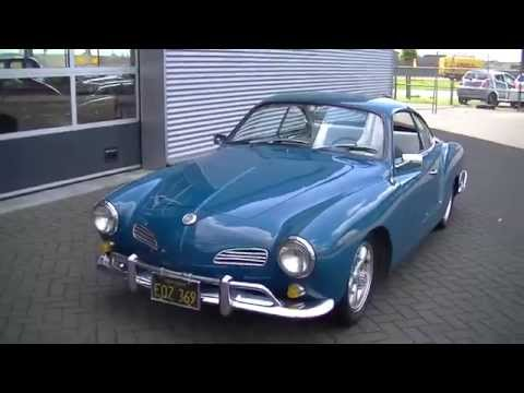 Volkswagen Karmann Ghia Coupe 1965-VIDEO- Www.ERclassics.com