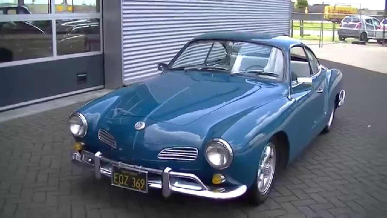 Dec 9, 2015. I don't think there is a dispute with the licence and the fact is that karmann ghia is also a cult vehicle, maybe not as much as a beetle or a camper or a mini cooper but very much admired by old-timer enthusiasts. It was thought to be a sports car because of it's appearance but it had a beetle engine:)).