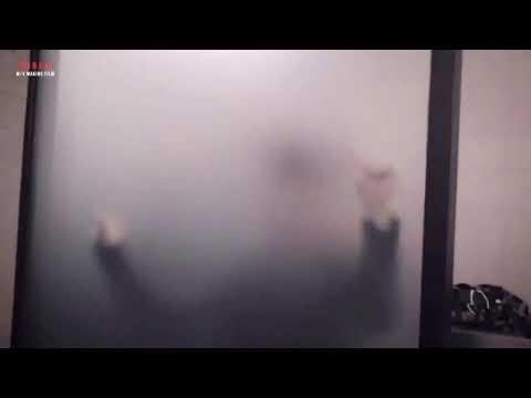 Stray Kids' window cleaning dance ft. Jin's windshield wiper laugh
