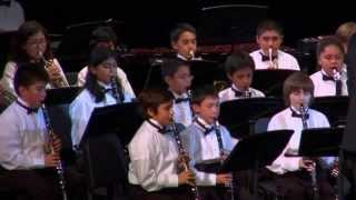 "Gunston Middle School Concert Band - ""Air of Nobility"""