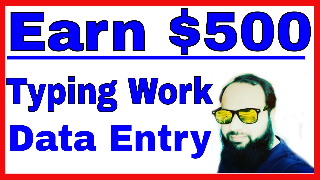 Earn $6 Per Page Typing Online | Without Any Investment | Copy Past Job  Available