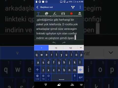 TURKCELL 2018 YENİ OPENVPN AYAR GÜNCEL..
