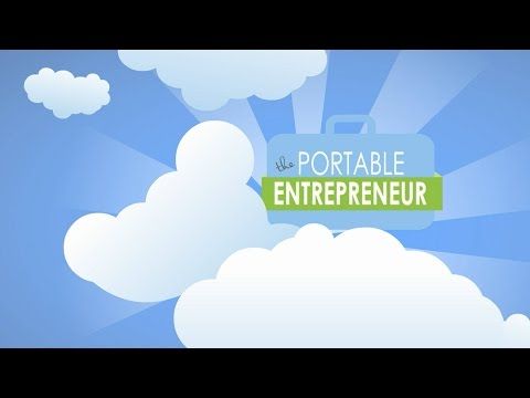 Start, Run & Grow Your Home-Based Web Design & SEO Business With The Portable Entrepreneur