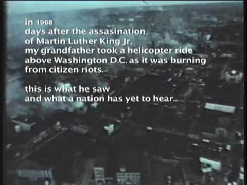 Washington is Burning: the promises of democracy