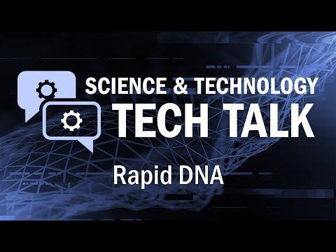 Facebook Tech Talk: Rapid DNA