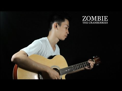 Zombie - The Cranberries (Fingerstyle Guitar Cover) Free Tabs