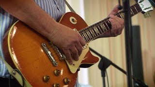 1958, 1959 & 1960's Gibson Les Paul Standard Bursts with Phil Harris