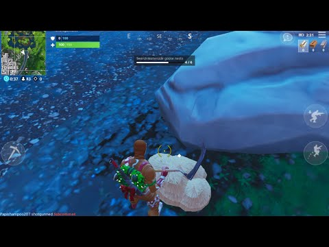 River Side Goose Nest Locations In Fortnite Season 7 Day 6 14 Days