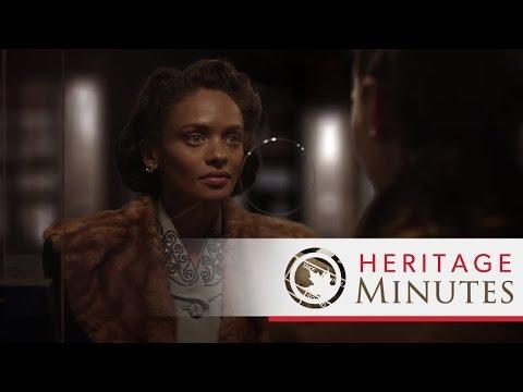Heritage Minutes: Viola Desmond