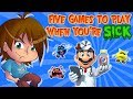 Five Games to Play When You're SICK - Impish MATT