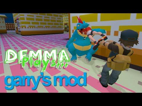 Demma Plays... PokéBoop! - Garry's Mod