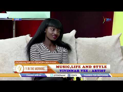 An exclusive interview of Vivannah Vee on Y in the Morning