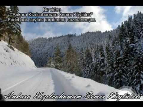 Semer Köyü Kış Manzaraları