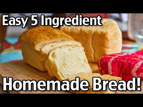 7-Ingredient Muesli Bread