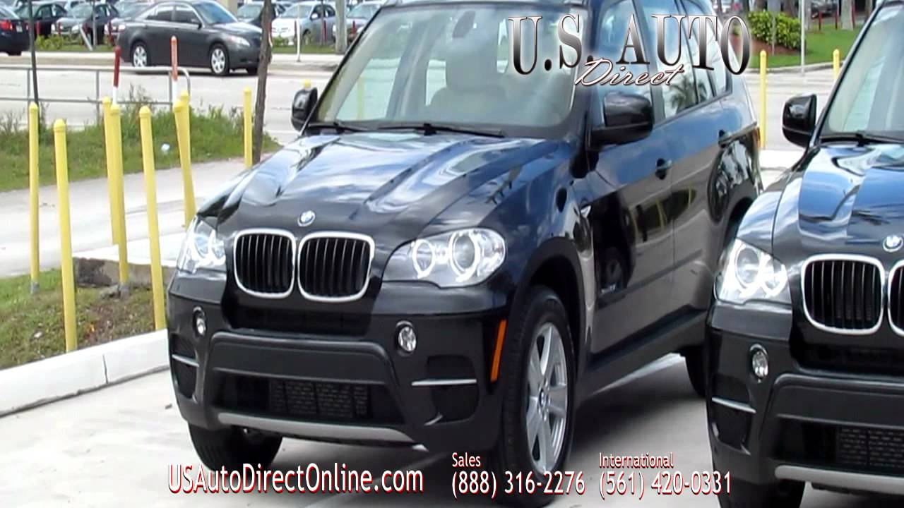 2012 BMW X5 xDrive35i World Wide Shipping U.S. Auto Direct Call (888 ...