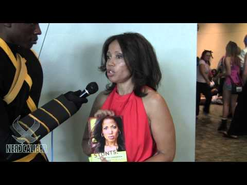 ANGELA MERYL:  with Award Winning Hollywood Stunt Woman