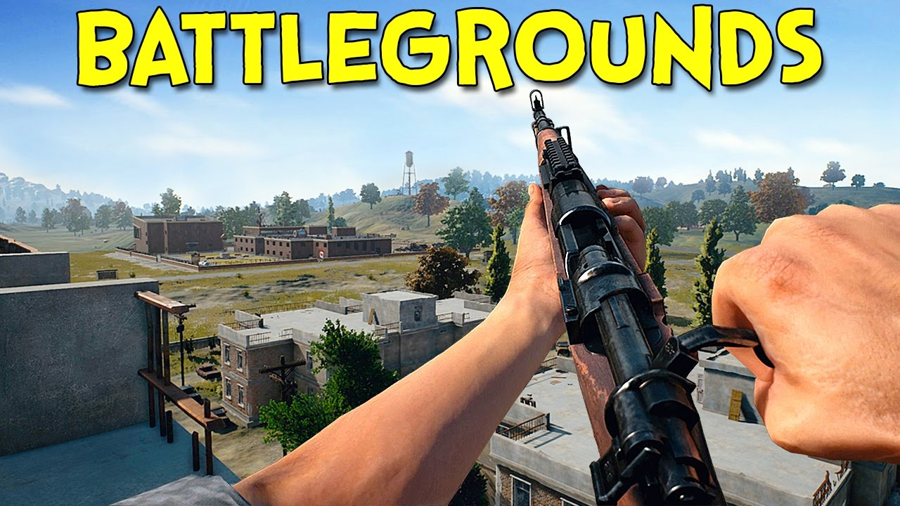 getting started in playerunknown s battlegrounds youtube