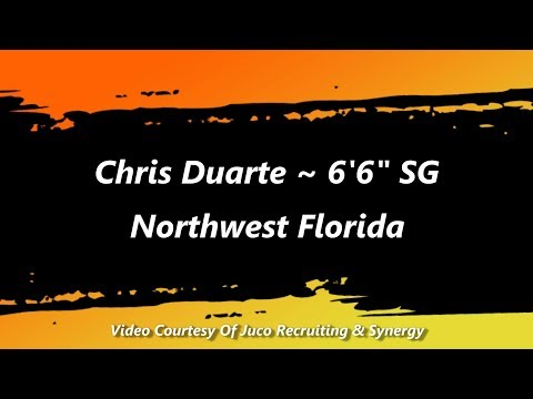 Chris Duarte, sleeper JC guard, commits to Oregon Ducks basketball