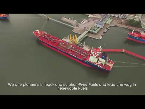 Neste marine fuels: high-quality FAME-free and low-sulfur fuels