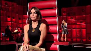 Eimear Sheridan performance on The Voice of Ireland