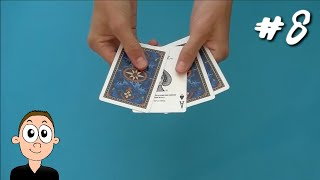 Card Trick 8: Twisting The Aces