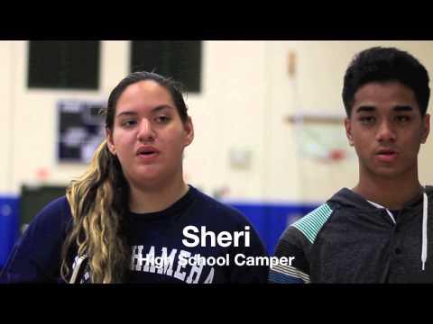 Kamehameha Schools Hawaii Volleyball Camp