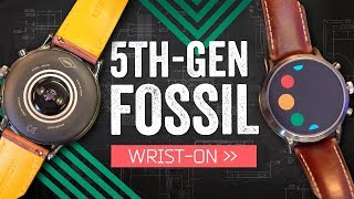 Fossil Gen 5 Tries To Fix The Smartwatch