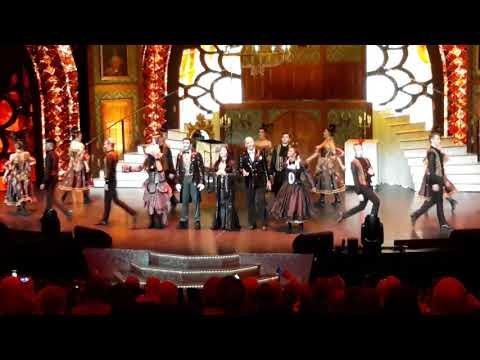 """MSC Grandiosa """"theatre la comedie"""" VOYAGE FANTASTIQUE"""