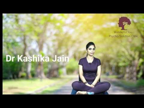 Controlling Anger: The Feather Exercise | Dr. Kashika Jain | Positive Meerut