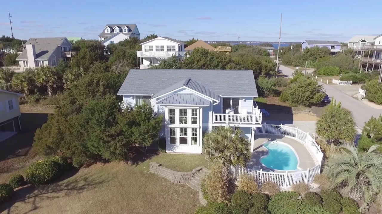 whale inn emerald isle north carolina beach house youtube. Black Bedroom Furniture Sets. Home Design Ideas