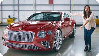 How to Win a 2020 Bentley Continental GT V8 and $20,000 // Omaze