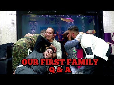 OUR FIRST FAMILY Q & A !!!!!