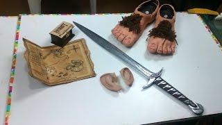 Utileria Hobbit (video especial) Thumbnail