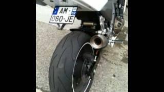 Pot Dan Moto sur Z750