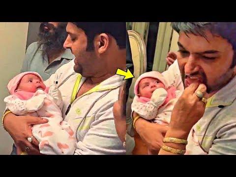 Kapil Sharma Daughter FIRST PHOTOS | Ginni Chatrath Baby | The Kapil Sharma Show
