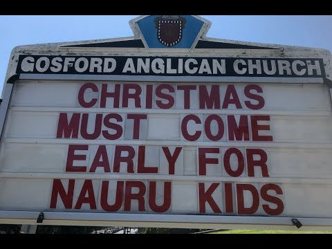 A song for refugees - Get the kids off Nauru now