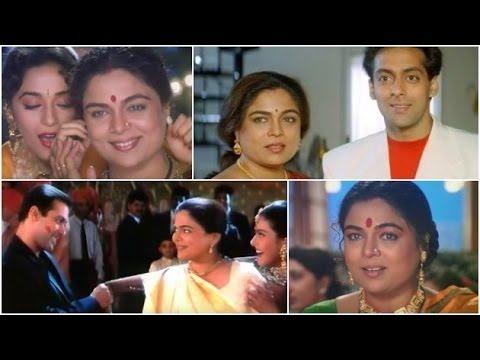 Remembering Reema Lagoo's on screen mother moments